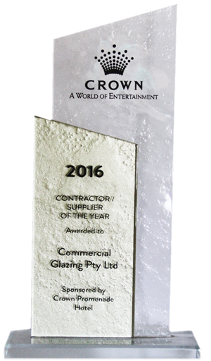 Crown Supplier of the year