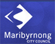 Maibyrnong City Council logo